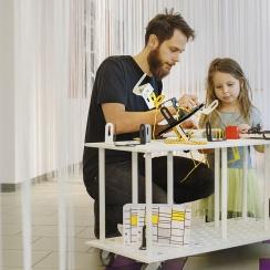 KIDS DESIGN SPACE_wystawa