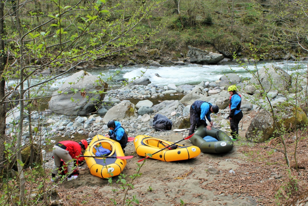 pacrafting narzece