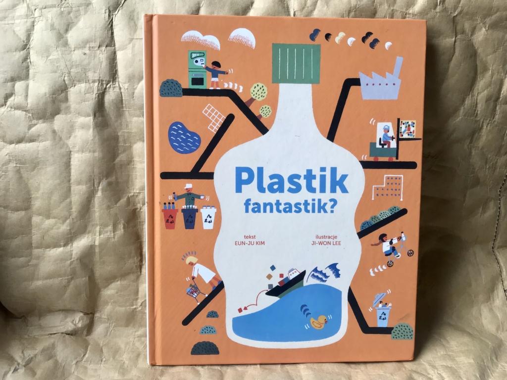 Najlepsze książki oekologii. Plastik