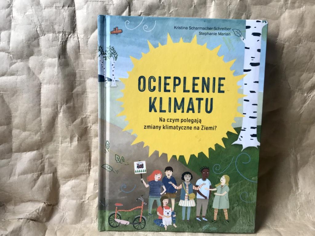 Najlepsze książki oekologii. Ocieplenie klimatu